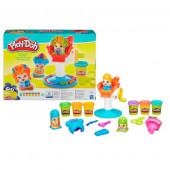 Hasbro Play-Doh Сумасшедшие прически (B1155)