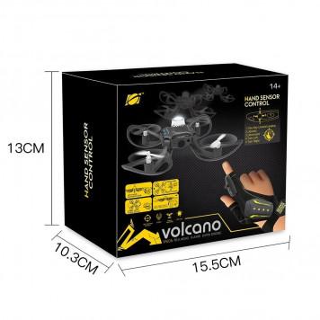 Квадракоптер (Дрон) с перчаткой (Volcano)-3