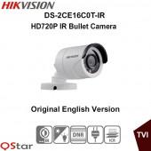 Turbo HD-камера Hikvision DS-2CE16C0T-IR