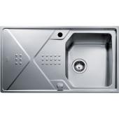 Кухонная мойка Teka EXPRESSION 1B 1D 86