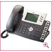 Телефон Системный Karel IP116-PoE (MTLF30005AC)