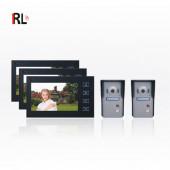 Видео домофон RL-2D10MP3 KITS