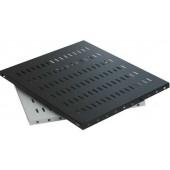 Полка для серверных шкафов Mirsan D=600 Sabit raf / Fixed Shelf (MR.SBR60.01)