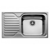 Кухонная мойка Teka CLASSIC 1B 1D LEINEN MAX LEFT