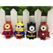 USB флешка миньоны супергерои