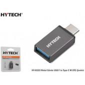 Адаптер Hytech USB to Type-C (HY-X020)