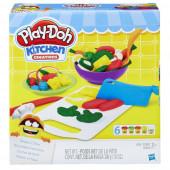 Hasbro Play-Doh Приготовь и нарежь на дольки (B9012)