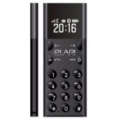 ELARI NANOPHONE GSM MOBILE PHONE (Black, LATIN)