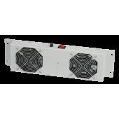 Mirsan 2fans, on/off controlled fan module (MR.FAN2ON.01)
