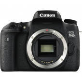 Фотоаппарат Canon EOS 760D EF-S 18-135 IS STM KIT
