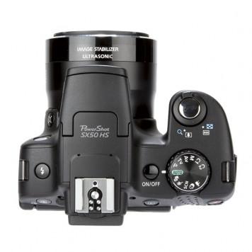 купить Фотоаппарат Canon PowerShot SX50 HS-4
