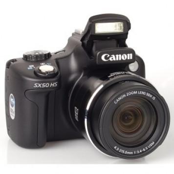 купить Фотоаппарат Canon PowerShot SX50 HS