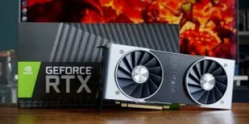 Слухи: графический процессор на PS5 не дотянет до уровня NVIDIA RTX 2080