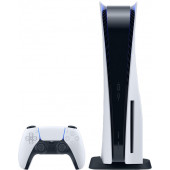 Sony PlayStation 5 825 GB SSD  (White)